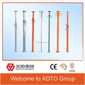 Painted adjustable steel prop and formwork prop best sell in alibaba