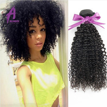 Grade 9A No Shedding Full Cuticle Unprocessed Wholesale Chinese Kinky Curly Hair