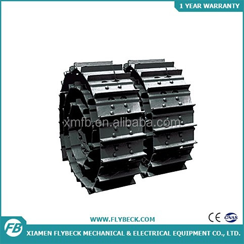 CAT Excavator Spare Parts Track Shoe CAT325 Track Group With Shoe