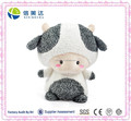 Animated Dairy Cow Toy Plush Stuffed Toy for Sale
