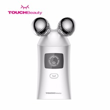 TOUCHBeauty 2018 New Arrival 3 in 1 Microcurrent Photon Eye, Neck and Facial Massager