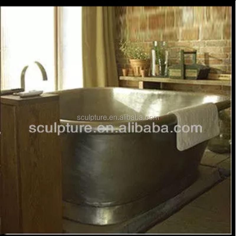 Copper Double Slipper Bathtub, Copper Double Slipper Bathtub ...