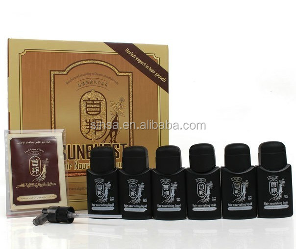 100% genuine Original real result New sunburst hair growth fast hair growth oil