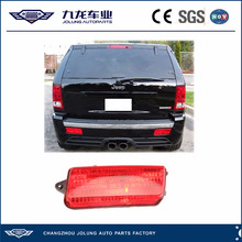LED Rear Fog Light G.D.C Back Tail Lamp for 05-09 Jeep Grand Cherokee OEM 55156102AA 55156103AA