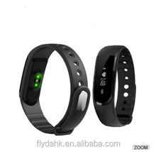 Led Bracelet Bluetooth Waterproof Android Smart Watch ID101 Smart Band OLED Smart Wristband Heart Rate Monitor Fitness Tracker