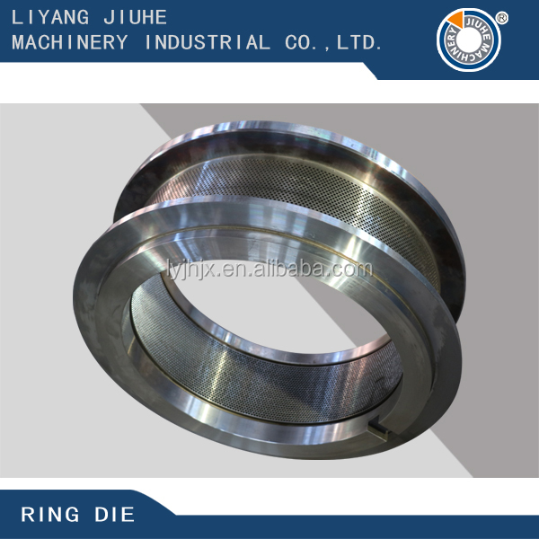 precision forging parts ring die for wood pellet machine