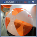 Hot sale Inflatable balls/ large beach ball/ colourful inflatable beach ball