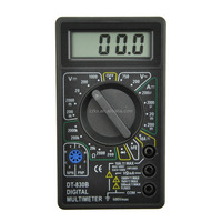 Professional LCD Multimeter DT830B Small Size Portable Digital Multimeter