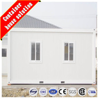 Prefabricated modular motel container kit homes