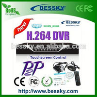 8CH 960H CIF serial number dvr