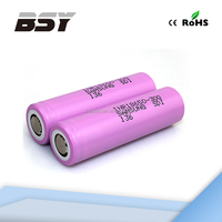 Original Samsung battery pink samsung 18650 30q 15a discharge 3000mah li ion battery 30q gravity light battery