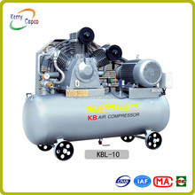 KAISHAN KBL-10 11kw 25bar electric motor portable piston air compressor for industrial