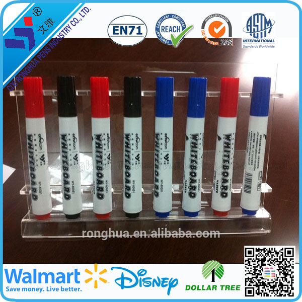 Wholesale factory low price New design magic whiteboard indelible marker pen