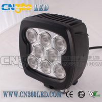 New 4WD LED lights car accessories 9600LM LED work light