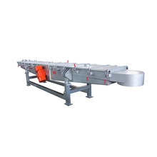 Vibrating grizzly Bar Feeder