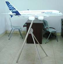 Resin plane model Airbus A380 or Resin model plane