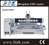 LB-8D-1600Y wood engraving&cutting cnc milling machine