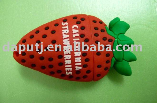 4GB Promotional food usb flash drive with your logo printing!