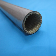 silicone coated braided fiberglass sleeving