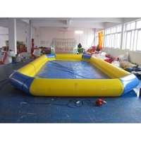 Toys with inflatable swimming pool water park D2030