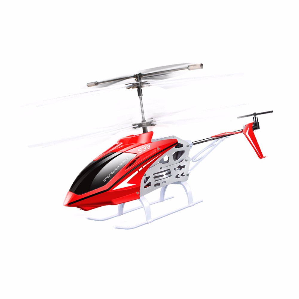 3CH S39 Scale RC Toys Helicopter RC Manual