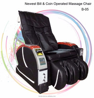 Best 3D Smart Vending Machine Massage Chair/Coin & Bill Massage Chair