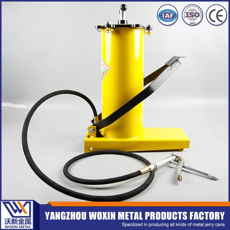 China manufacturer aluminum alloy portable oil refueling pump