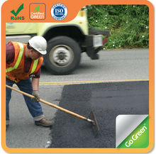 How to repair the concrete crack, Go Green cold asphalt help you