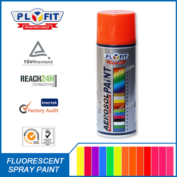 Fast Dry Auto Acrylic Fluorescent Candy Color Spray Paint