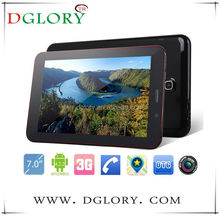 "DG-TP7017multifunctional 7"" tablet pc 3G calling dual sim cards dual stand by hot selling"