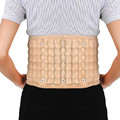Inflatable lumbar Traction Device for Back Pain Relief
