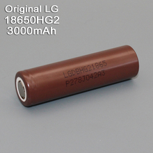 Original Authentic LG hg2 battery 18650 li-ion battery 3000mah battery hot selling LG he2/LG he4/ LG Hg4/ LG Hg2