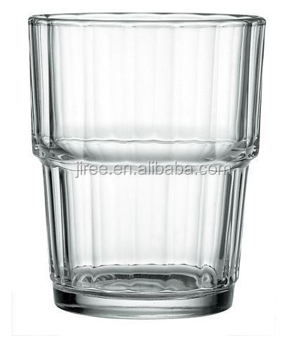 Plastic perdonalized cool bar 270ml and 210ml whiskey glasses