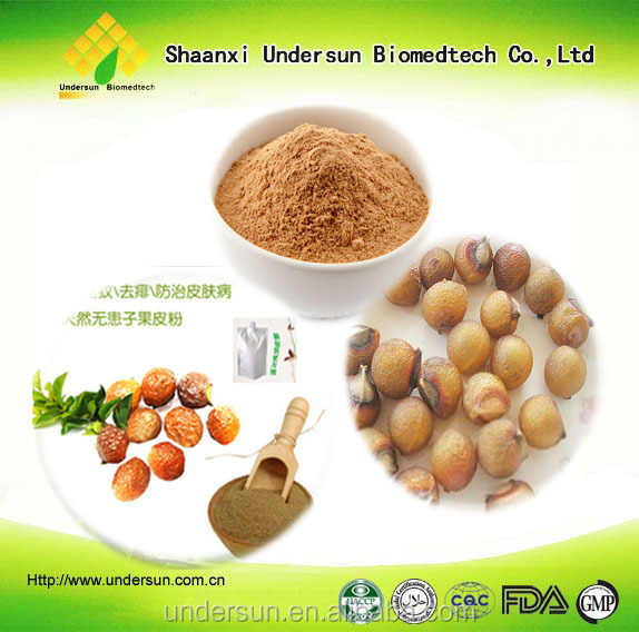 High quality Sapindus extract Sapindoside triterpen saponine 40%-70% yeast beta glucan