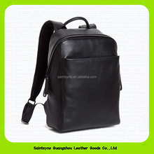 Shoulder bag backpack Guangzhou leather bags for unisex 15034