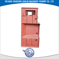 Machinery Parts Casting Products 0620 HT250 marine gearbox alloy casting