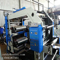 4 color flexographic printing machine