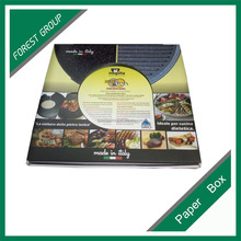 New Promotion Food Grade corrugated paper box Beef Steak Packaging Boxes