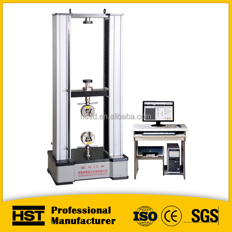 Electrical Measuring Equipment for tensile test and compression test