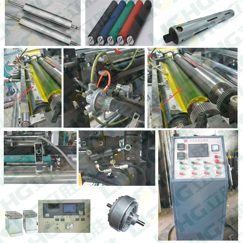 six colors high speed paper roll CI flexo printing machine/automatic high speed flexo printing machine price