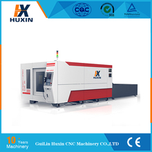 1530 Made in China HOT ! ! ! smoth 500w Fiber Laser Type and New Condition 1000 watt laser cutter
