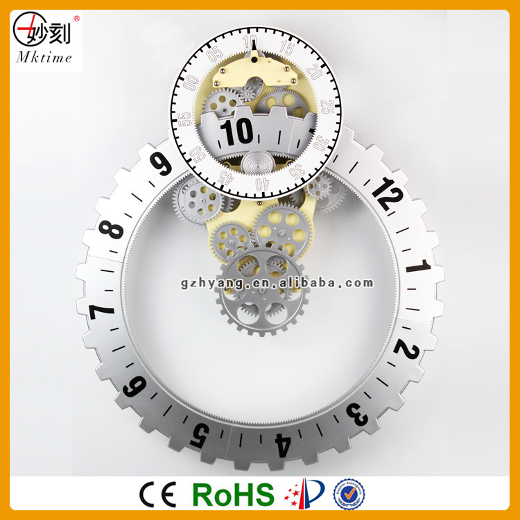 MK-TIME big gear wall clock