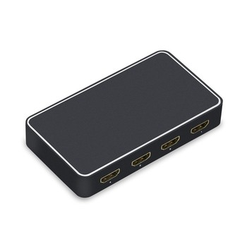 Rocketek HDMI 2.0 HDMI 4x1 Switch HDMI Switcher with picture in picture(PIP)