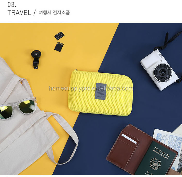Cable Organizer Nylon Travel Universal Cable Organizer