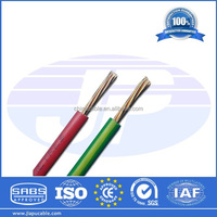 High Quality H07V-R 450/750V PVC Insulated Copper Wire PVC Insulated Electrical Building Wires Low Voltage Factory Price