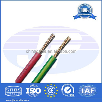 High Quality H07V-R 450/750V PVC Insulated Copper Wire For Sale