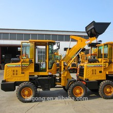 Snow removal vehicle hydraulic wheel loader with snow blade at cheap price