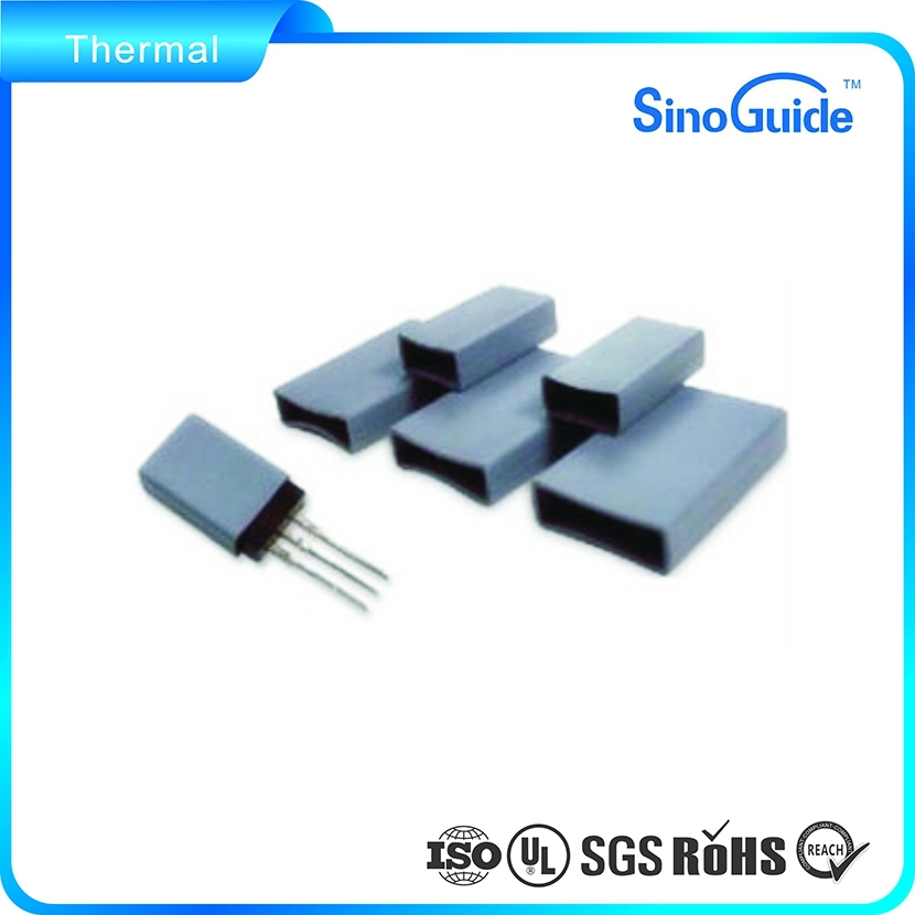 Customized Die Cut Thermal Conductive Electrically Insulating Cap