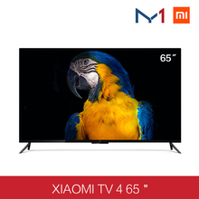 "Original Xiaomi Mi TV 4 65"" Inchs Smart TV English Interface Real 4K HDR Ultra Thin Television"