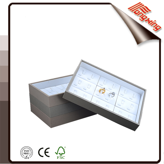 Alibaba china manufacturer stackable jewelry trays